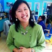 Miss Wilaiwan Wannachotphawet SEE school manager