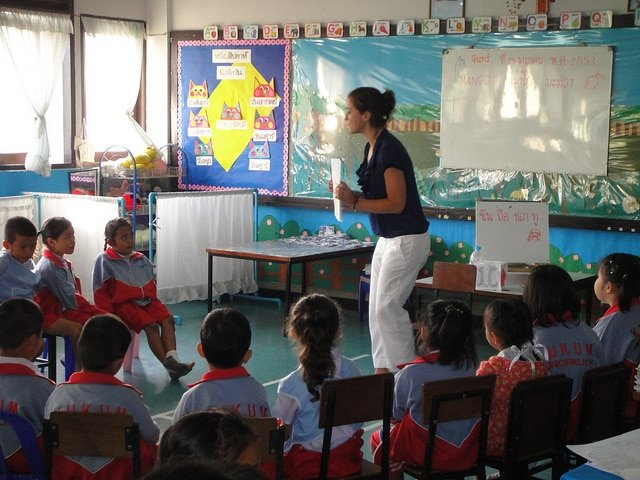 Teaching in the Thai Classroom