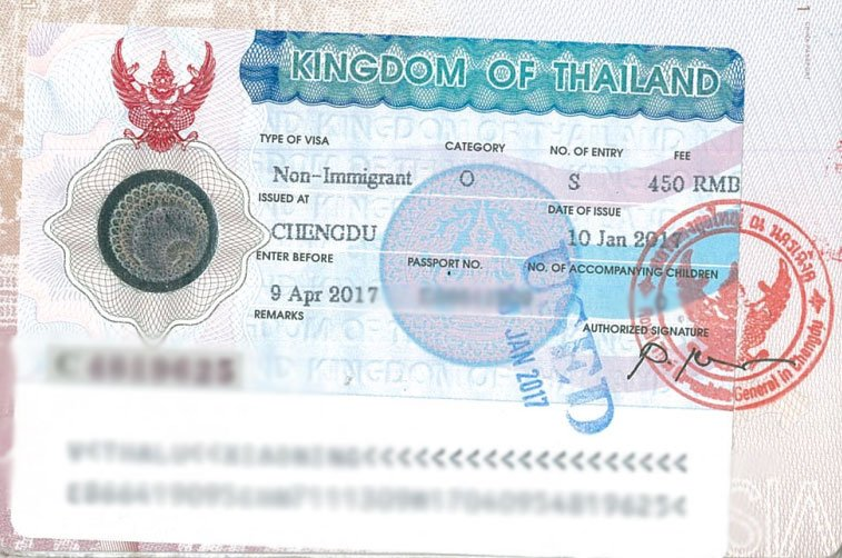 Dependent Visa Non Immigrant O