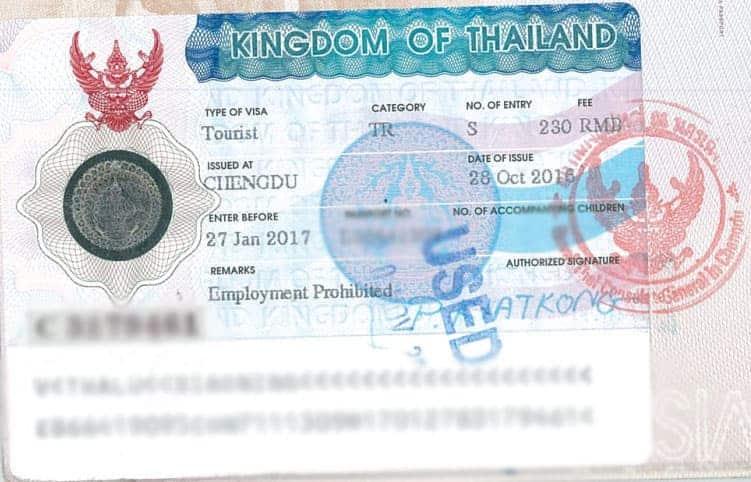 Thai Visa Options for TEFL Trainees